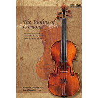 製琴師與百年名琴 The Violins of Cremona (DVD+CD)