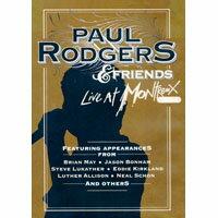 保羅.羅傑斯&好友們:1994蒙特勒現場實錄 Paul Rodgers & Friends: Live at Montreux 1994 (DVD) 【Evosound】 - 限時優惠好康折扣