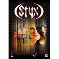 冥河合唱團:曼菲斯演現場實錄 STYX: Pieces Of 8/Grand Illusion - Live (DVD) 【Evosound】 - 限時優惠好康折扣