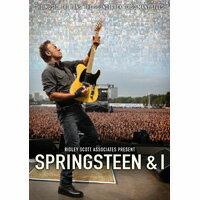布魯斯.史普林斯汀:史普林斯汀與我 Bruce Springsteen: Springsteen & I (DVD) 【Evosound】 - 限時優惠好康折扣