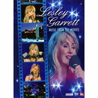 萊絲莉.葛瑞特:電影歌曲精選 Lesley Garrett: Music From The Movies (DVD) 【Evosound】 - 限時優惠好康折扣
