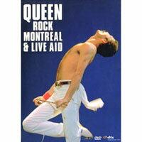 皇后樂團:蒙特婁現場演唱會 Queen: Rock Montreal & Live Aid (2DVD) 【Evosound】 - 限時優惠好康折扣