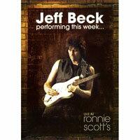 傑夫.貝克:現場演唱會 Jeff Beck: Performing This Week - Live at Ronnie Scott's (DVD) 【Evosound】 - 限時優惠好康折扣