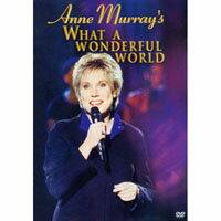 安.瑪麗:多美好的世界啊! Anne Murray: What A Wonderful World (DVD) 【Evosound】 - 限時優惠好康折扣