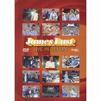 詹姆斯.拉斯特:柏林溫布尼 現場演唱會 James Last: Live in Berlin (DVD) 【Evosound】