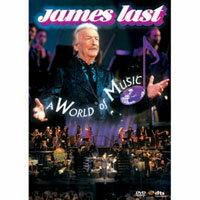 詹姆斯.拉斯特:音樂的世界 James Last: A World of Music (DVD) 【Evosound】