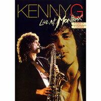 肯尼吉:蒙特勒現場演唱會1987/1988 Kenny G: Live At Montreux 1987/1988 (DVD) 【Evosound】
