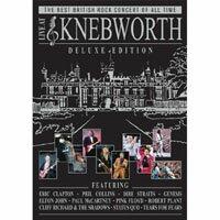 群星齊聚Knebworth演唱會V.A.:LiveAtKnebworth(2DVD+2CD)【Evosound】