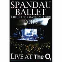 史班杜.芭蕾:O2現場演唱會 Spandau Ballet: Live At The O2  DVD  ~Evosound~