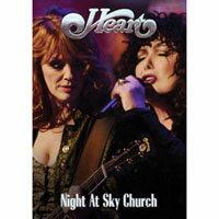 紅心合唱團:天堂教堂之夜 Heart: Night At Sky Church (DVD) 【Evosound】 - 限時優惠好康折扣