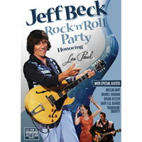 傑夫.貝克:搖滾派對-獻給Les Paul Jeff Beck: Rock 'n' Roll Party - Honouring Les Paul (DVD) 【Evosound】 - 限時優惠好康折扣
