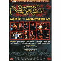 火燒島 群星慈善演唱會 V.A.: Music For Montserrat (DVD) 【Evosound】 - 限時優惠好康折扣