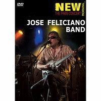 荷西.費里斯安奴:巴黎演奏會 Jose Feliciano Band: The Paris Concert (DVD) 【Evosound】