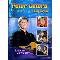 彼得塞特拉 & 艾美葛蘭特:Live現場 Peter Cetera and Amy Grant: Live in concert (DVD) 【Evosound】 - 限時優惠好康折扣