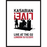 卡薩比恩:O2搖滾全紀錄! Kasabian: Live! – Live At The O2 (DVD+CD) 【Evosound】 - 限時優惠好康折扣
