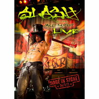 Slash:2011故鄉演唱會 Slash: Made in Stoke 24/7/11 (DVD) 【Evosound】