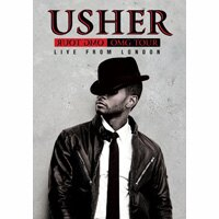 亞瑟小子:2011年OMG倫敦O2演唱會 Usher: OMG Tour Live at the O2 London (DVD) 【Evosound】