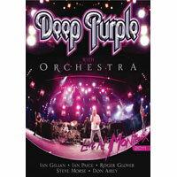 深紫色樂團與交響樂團:蒙特勒Live 2011 Deep Purple with Orchestra: Live At Montreux 2011 (DVD) 【Evosound】