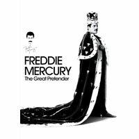 佛萊迪.摩克瑞:大偽善家 Freddie Mercury: The Great Pretender (DVD) 【Evosound】 - 限時優惠好康折扣