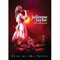 茱麗安妮.泰勒:感動Live版 Julienne Taylor: Live at the Lyric (DVD) 【Evosound】 - 限時優惠好康折扣