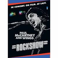 保羅麥卡尼及翅膀合唱團:搖滾秀 Paul McCartney & Wings: Rockshow (DVD+Book) 【Evosound】