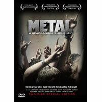 重金屬之旅 Metal: A Headbanger's Journey (2DVD) - 限時優惠好康折扣