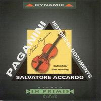 帕格尼尼:名琴的故事 – 加農砲 Nicolo Paganini: Historical Documents (CD)【Dynamic】 - 限時優惠好康折扣