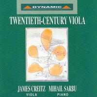 20世紀中提琴名曲 Twentieth-century Viola (CD)【Dynamic】 - 限時優惠好康折扣