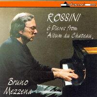 """羅西尼:鋼琴小品選 ROSSINI: 6 Peches """"Album de chateau"""" (CD)【Dynamic】 - 限時優惠好康折扣"""