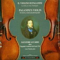 帕格尼尼:名琴加農砲精裝版Paganini'sViolin:itshistory,soundandphotographs(CD)【Dynamic】