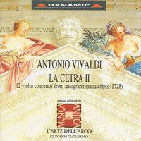 韋瓦第:小提琴協奏曲集「七弦琴2」 Vivaldi: La cetra - 12 concerti, Op. 9 (2CD)【Dynamic】 - 限時優惠好康折扣