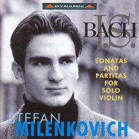 巴哈:小提琴聖經 J. S. Bach: Sonatas & Partitas for solo violin, BWV1001-1006 (2CD)【Dynamic】 - 限時優惠好康折扣