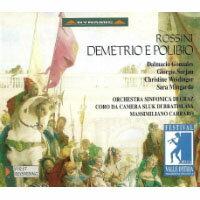 羅西尼:歌劇《德梅特里奧與波利比奧》 Gioachino Rossini: Demetrio e Polibio (2CD) 【Dynamic】 - 限時優惠好康折扣