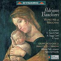 班基耶里:聖母晚禱 Adriano Banchieri: Vespro per la Madonna (CD)【Dynamic】 - 限時優惠好康折扣