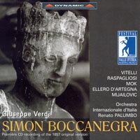 威爾第:歌劇《西蒙.波卡涅拉》 Verdi: Simon Boccanegra (2CD)【Dynamic】 - 限時優惠好康折扣
