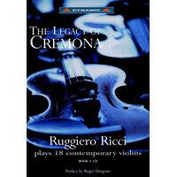 小提琴的故鄉~格里摩那的傳奇 The Legacy of Cremona (CD+Book)【Dynamic】 - 限時優惠好康折扣