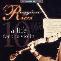 黎奇 提琴人生 Ricci Life For The Violin