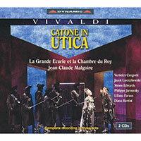 韋瓦第:歌劇《卡托尼在烏替卡》 Vivaldi: Catone in Utica (2CD)【Dynamic】 - 限時優惠好康折扣