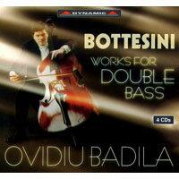 鮑特西尼:低音提琴的帕格尼尼 Bottesini: Works for Double Bass (4CD)【Dynamic】 - 限時優惠好康折扣