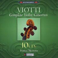 維歐提:小提琴協奏曲全集  Viotti: The complete Violin Concertos (10CD)【Dynamic】 - 限時優惠好康折扣
