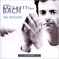 巴哈:觸技曲集 Andrea Bacchetti plays Bach:The Toccatas (CD)【Dynamic】 - 限時優惠好康折扣