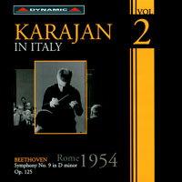 卡拉揚在義大利 第二集 Karajan in Italy Volume 2 (CD)【Dynamic】 - 限時優惠好康折扣