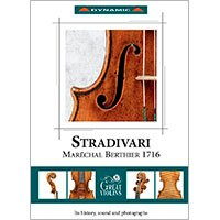 傳說中的名琴系列~名琴「貝蒂埃元帥」StradivariMaréchalBerthier1716(CD+Book+Poster)【Dynamic】