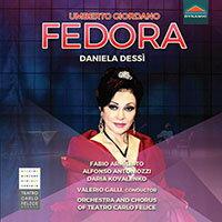 喬達諾:歌劇「費多拉」UmbertoGiordano:Fedora(2CD)【Dynamic】