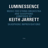 奇斯.傑瑞特/楊.葛柏瑞克 Keith Jarrett / Jan Garbarek: Luminessence - Music For String Orchestra and Saxophone (CD) 【ECM】 - 限時優惠好康折扣