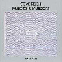 Steve Reich: Music For 18 Musicians (CD) 【ECM】 - 限時優惠好康折扣