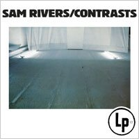 Sam Rivers: Contrasts (Vinyl LP) 【ECM】 - 限時優惠好康折扣