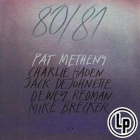 派特.麥席尼 Pat Metheny: 80/81 (2Vinyl LP) 【ECM】 - 限時優惠好康折扣