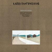 艾伯哈德.韋伯 Eberhard Weber: Later That Evening (CD) 【ECM】 - 限時優惠好康折扣