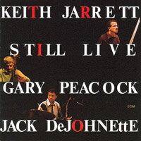 奇斯.傑瑞特三重奏 Keith Jarrett Trio: Still Live (2CD) 【ECM】 - 限時優惠好康折扣